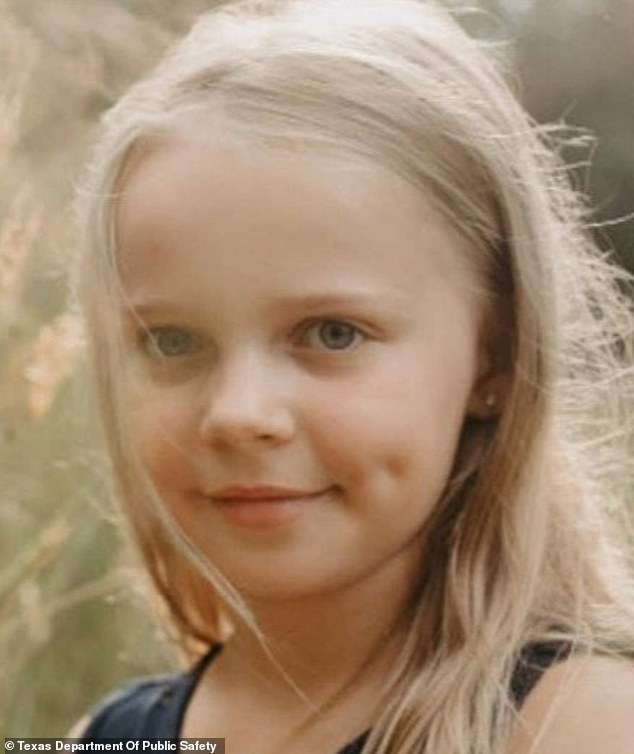 Sophie Long was last seen on July 12 and is believed to be with her father Michael Long, who does not have custody of the child, in a case which police are describing as a 'family abduction'