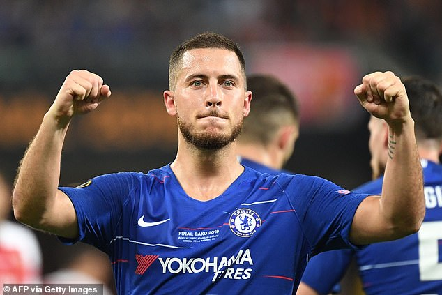 Chelsea are reportedly weighing a stunning £51million move to get Eden Hazard back terug