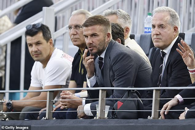 David Beckham's Inter Miami property turns into a nightmare after another defeat