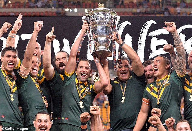 Reigning champions Australia (pictured) have won the competition eight times and NZ once
