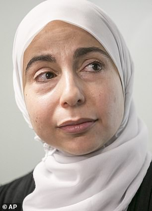 In 2019, a federal district court in Texas struck down a state law that required government contractors to certify that they did not boycott Israel after a lawsuit was brought by Palestinian-American speech pathologist Bahia Amawi (above)