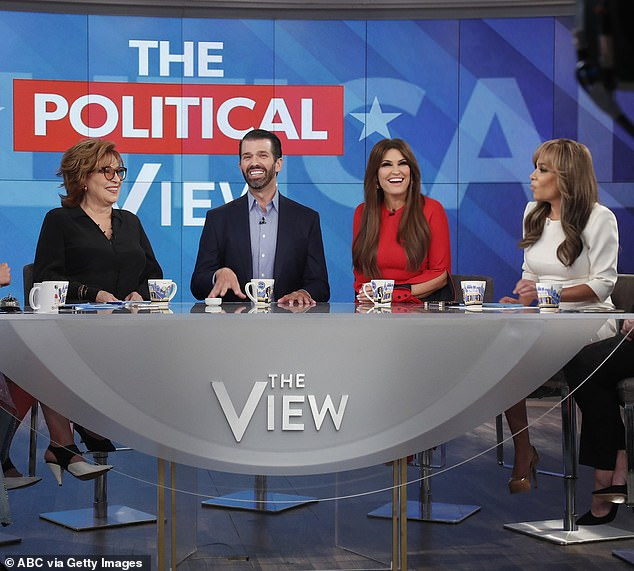 '[Kimberly Guilfoyle] would be great because she would literally persecute the other members of the panel every day of the week,