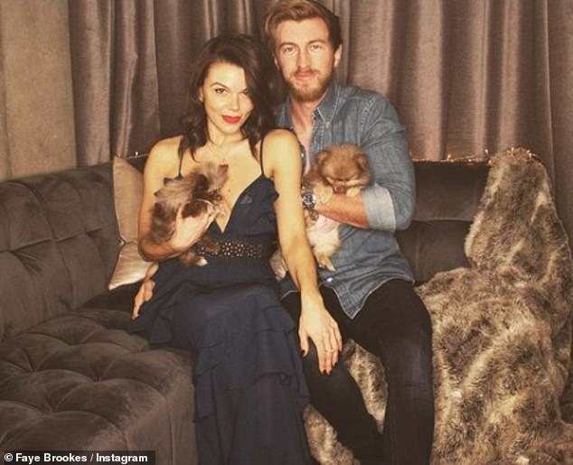 Neighborhood row: The Coronation Street star, 33, is said to have been hit by a barrage of complaints from residents living in her Manchester apartment building over the 'relentless noise'