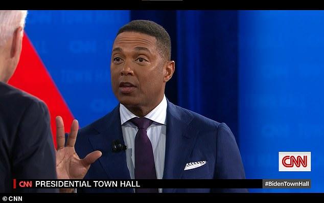 CNN host Don Lemon joined in to pressure Biden over his filibuster attitude
