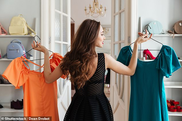 Research shows that women tend to spend money on 'low-emission products', such as healthcare, furniture and clothing