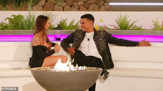 Uh-oh: On Thursday's upcoming show, the semi-professional footballer, 22, is called out by Chloe for his 'disrespectful' behavior after she witnessed him link arms to the brunette