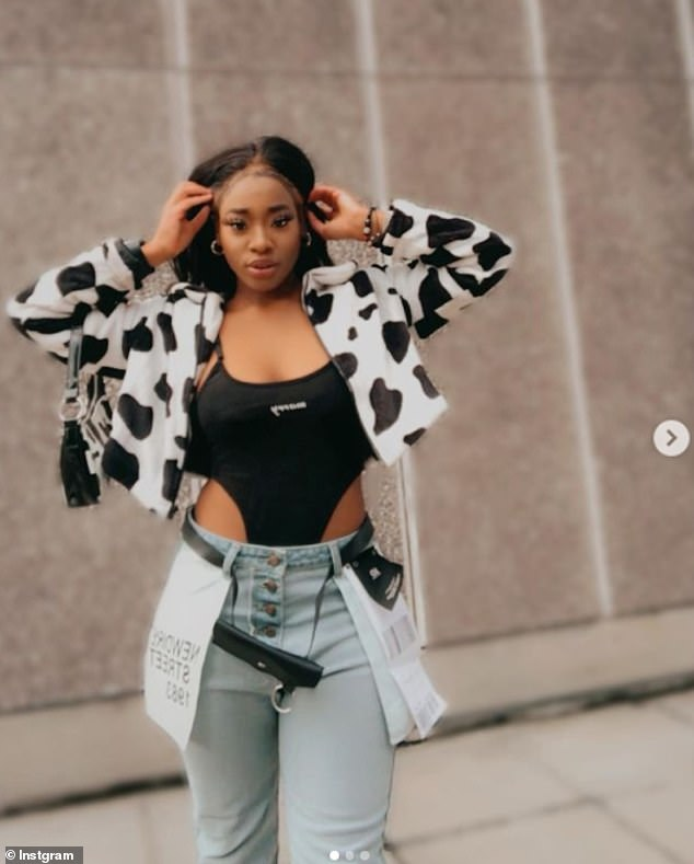 Esther, 21, a fashion student from Nottingham appeared on MTV's Catfish UK last night, after her best friend Anita contacted the show with suspicious about Theo, who met Esther on Instagram.