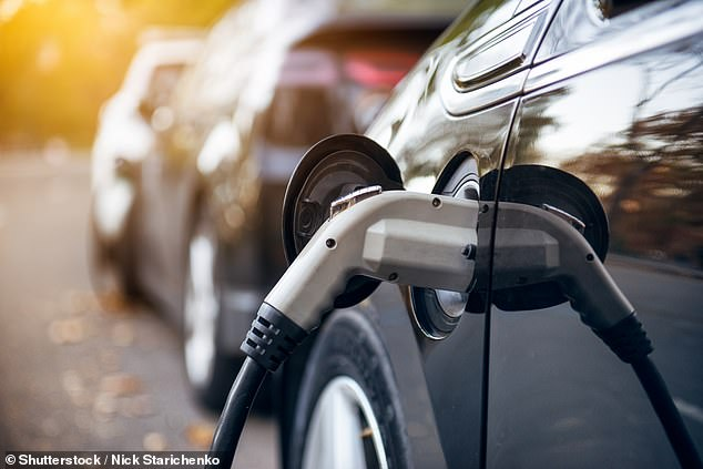 The report calculates that - on average - the electric models reviewed were almost 50 per cent cheaper to run