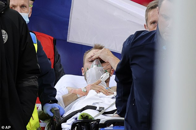 The Danish star urgently needed CPR on the pitch and was brought back to life in Copenhagen