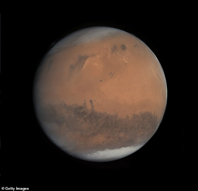 The inner structure of the planet Mars has been revealed thanks to the NASA InSight lander, showing the size of the core, mantle and crust for the first time