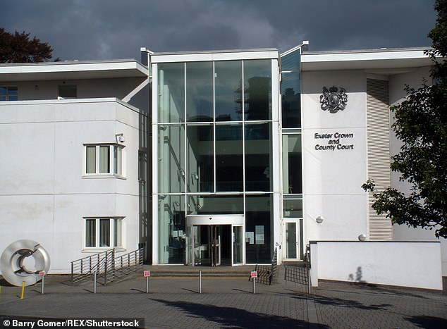 Company chief Loram divorced his wife after discovery and has now changed his last name to Lowe, Exeter Crown Court was told
