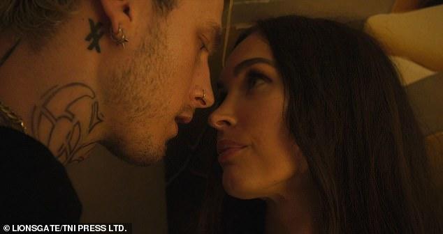 Ouch: Megan Fox and Machine Gun Kelly's Movie Midnight in the Switchgrass Is Devastated by Critics
