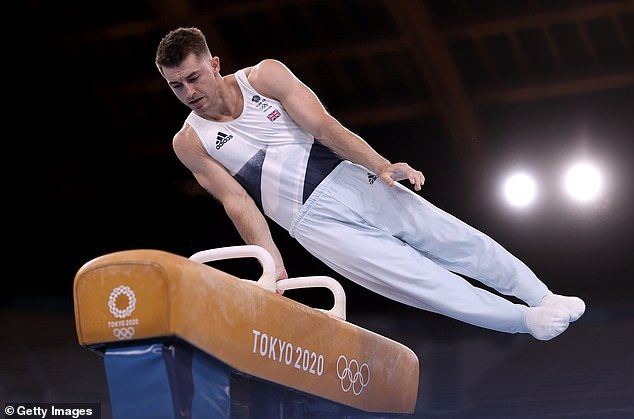 Max Whitlock is Team GB's best chance of a gymnastics gold medal on the pommel horse