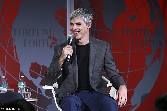 Google co-founder Larry Page has reportedly been living off the grid, hiding out in Fiji