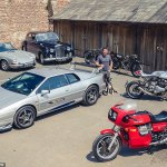 Richard Hammond to sell 8 of his own vehicles to fund new business called The Smallest Cog 💥👩💥