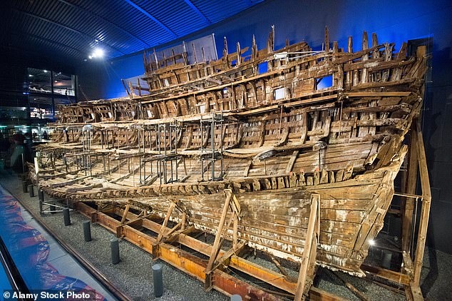 Sixty million people around the world watched the raising of the Mary Rose in 1982