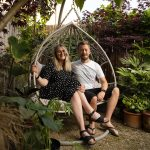 Couple transform their Yorkshire new-build home into tropical paradise with plants from travels💥👩💥💥👩💥