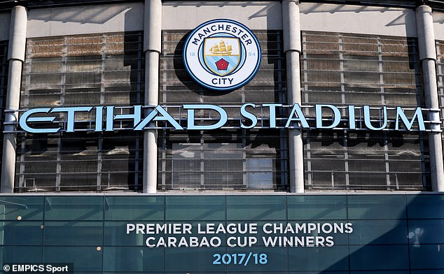 City's sponsorship income is hugely reliant on money come from one place - the UAE