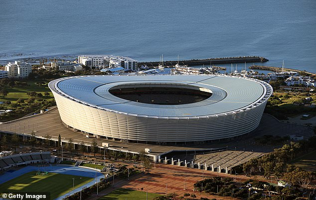 The Lions' Red Army would have relished the chance to attend this modern stadium by the sea