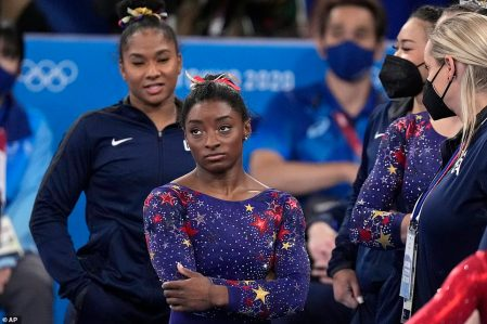 Simone Biles and Co. Gets Off to Shaky start as Team USA Fail to Win Qualifying Round – for First Time Since 2010, Coming Second Behind Russia
