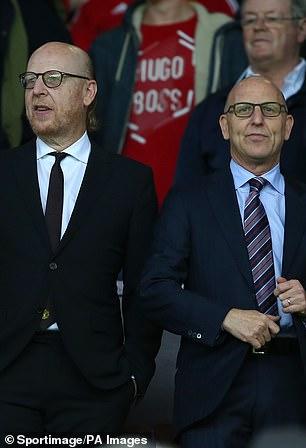 United owners Joel and Avram Glazer