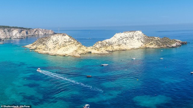 Italy's Tremeti Islands are an untapped source of joy. Once a penal colony, the five islands now offer an intoxicating escape for travellers coming from the mainland