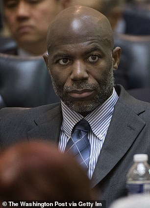 Erek Barron, a former federal prosecutor and policy advisor to Biden and a current state lawmaker, would be the first black U.S. attorney in the District of Maryland