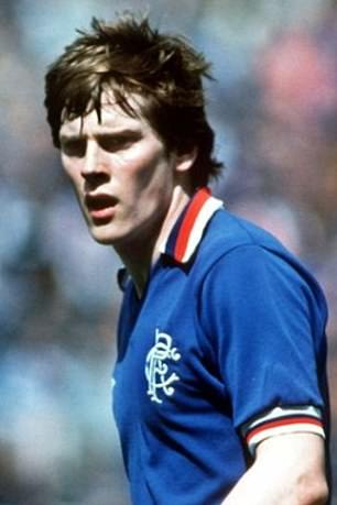 Dawson, a full back, made 315 appearances for the Glasgow side during a 12-year spell at Ibrox