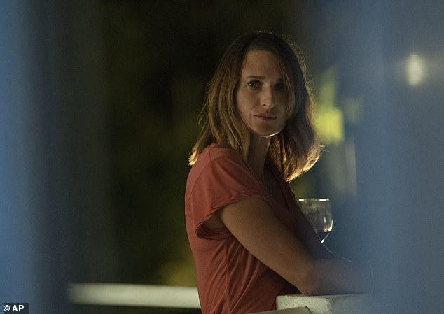 She's truly brilliant: The filmalso stars standout French actress Camille Cottin, star of the brilliant Netflix series Call My Agent!