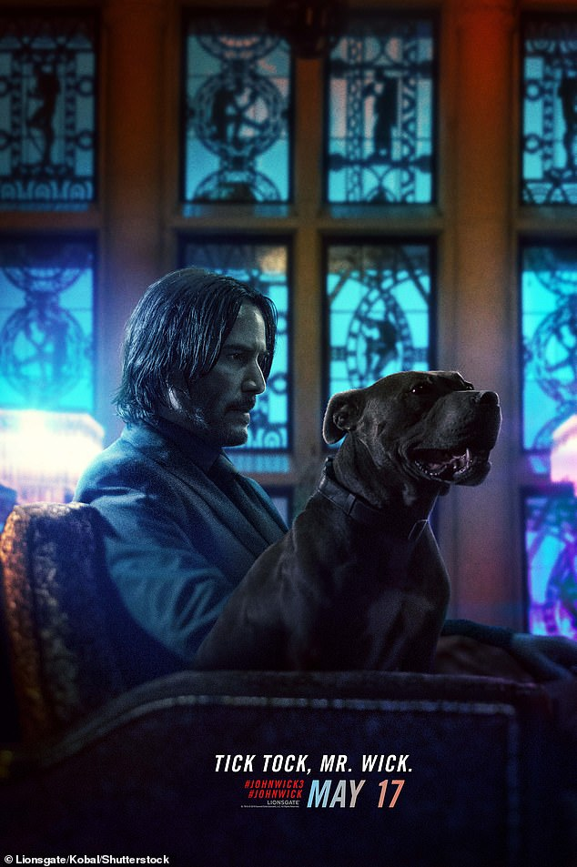Chilling:Work on the next installment of the action thriller franchise began shortly after the release of its third film, John Wick: Chapter 3 – Parabellum, in May of 2019