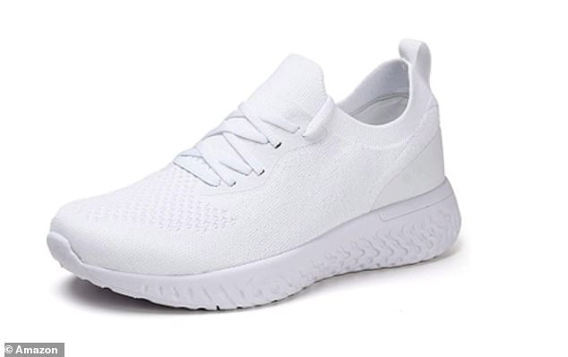 Despite costing less than £30 (there's currently a 10 per cent off coupon on Amazon), shoppers are comparing the HKR trainers to brands that are more than double the price