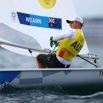 Tokyo 2021Olympics: Sailor Matt Wearn secures Australia's 10th gold medal trumping Rio and London 💥👩💥