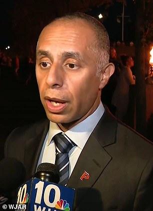 Mayor Elorza