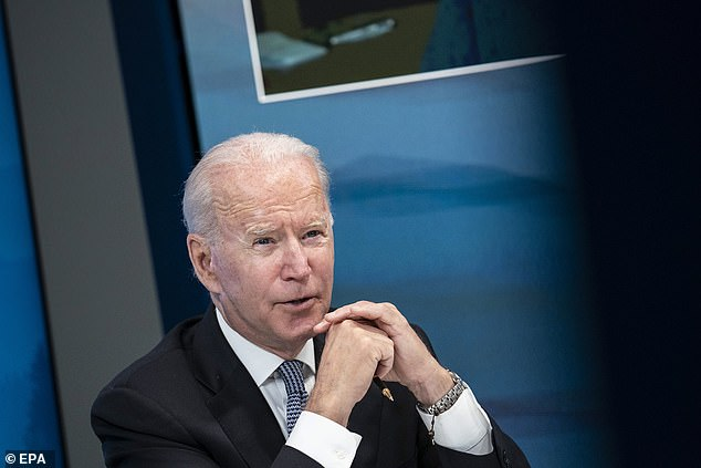 President Biden's Justice Department ruled there was a 'sufficient' reasons for Congress to request and receive Trump's tax returns