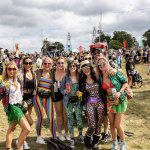 Festival goers enjoy day of better weather at Bestival after drinkers braved storms for night out 💥👩💥