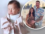 Brett Young and wife Taylor Mills welcome their second child Rowan Marie