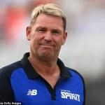 "Coronavirus Australia"" Shane Warne tests positive for Covid-19 while coaching in London 💥👩💥"