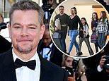 Matt Damon admits he stopped using a homophobic slur