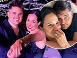 RHOC's Jo De La Rosa gets engaged to Taran Gray Peirson on LA rooftop: 'I feel like I'm dreaming!'