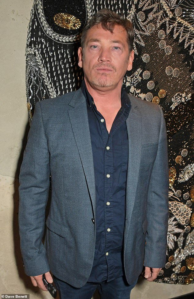 Candid: It comes after Sid said he is 'proud to still be alive' after battling drug addiction and boozing during his EastEnders days (pictured in 2019)
