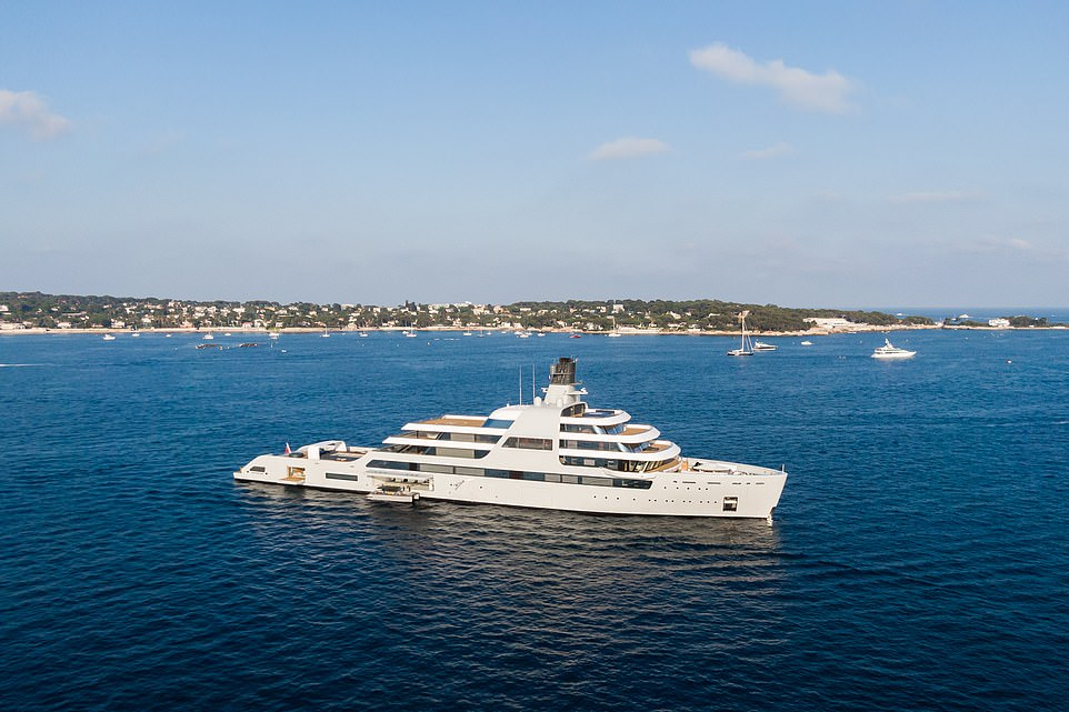 The 'Explorer' classare built to cross oceans, showing off their yachts to their friends in the summer or travelling to the Caribbean in winter