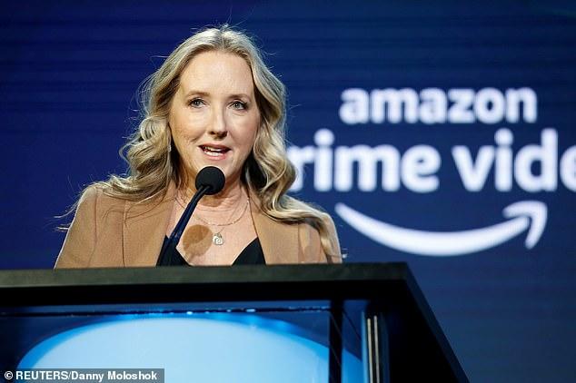 Amazon Studios director Jennifer Salke (pictured in 2019) said in a statement: