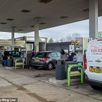 Petrol prices rise for NINTH month in a row in 'relentless' increase at pumps 💥👩💥