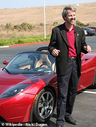 In 2007 Musk was so angry at his team in Detroit during the production of the company's luxury Roadster car he told Tesla co-founder Martin Eberhard (pictured), 'Fire all of them. Every one of them'.Eberhard ignored Musk but soon the axe came for him too