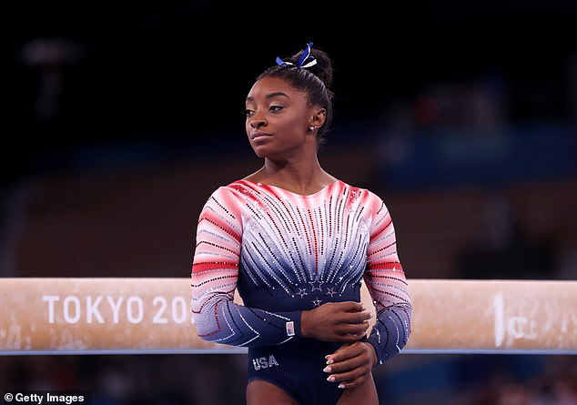 Simone Biles had felt global empathy for the ordeal she has been through in Tokyo