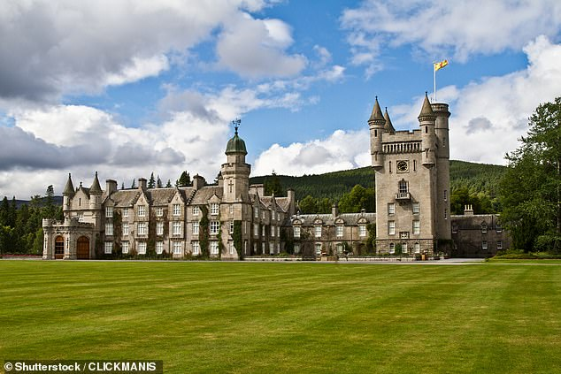 August 12 festivities at Balmoral (pictured) will likely be called off following a frigid spring that killed many young birds [Stock image]
