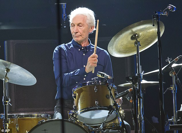 Rolling Stones drummer Charlie Watts, 80, pulls out of band's US tour -  newsbinding