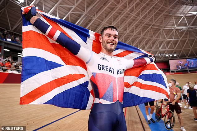 Matt Walls delivered Great Britain's first title in the velodrome of these Games on Thursday