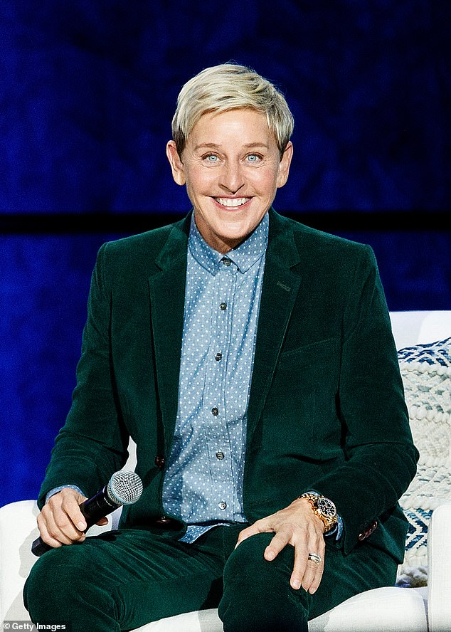 Seen in 2018: This spring, fans of the daytime star learned that her syndicated daytime program The Ellen DeGeneres Show will end in 2022