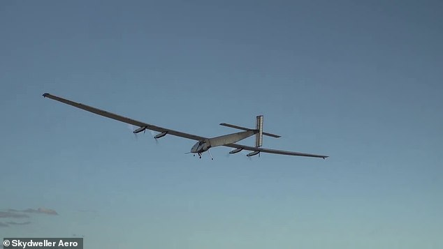The wings will be covered with 2,900 square feet of photovoltaic cells, which provide 2 kilowatts of power, but the addition of hydrogen fuel cells make the craft more reliable